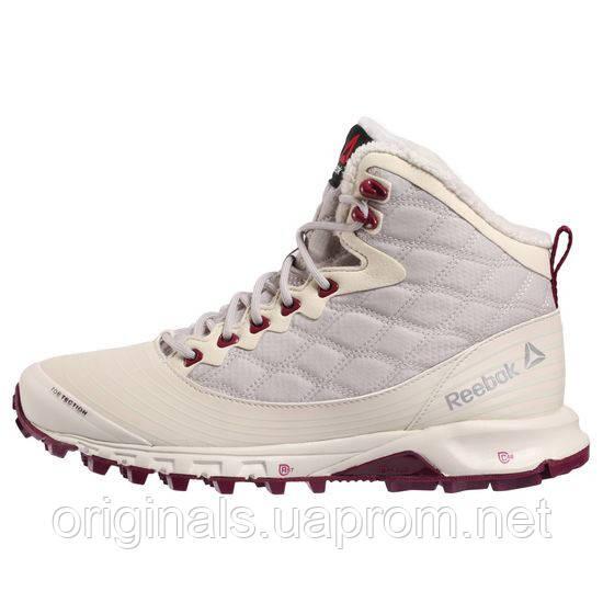 Зимние ботинки Reebok женские утепленные Arctic Sugar Thinsulate BD4488 37,5 (7US) 24см Светлые