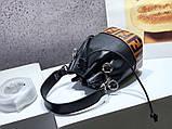 Женская сумка от Фенди FB натуральная кожа, новинка, фото 8