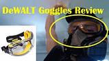 Защитные очки DeWalt DPG82-11 (USA). Идеально прозрачные, фото 7