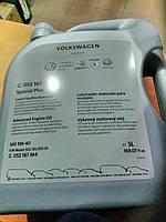 Оригинальное масло VW, AUDI, Skoda, Seat VAG special plus 5W-40 5л