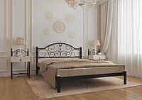 Кровать двуспальня металлическая Анжелика 140