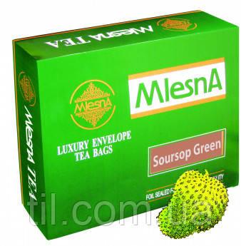 Зелений чай Саусеп 400г (200*2г)