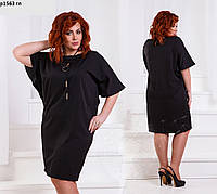 Платье женское норма + батал р1563 гл Код 834925332 7d2b5e8e1ba89