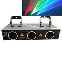 Лазер Big Dipper B10RGB/3