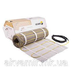 Мат нагревательный Veria Quickmat 150 150ВТ, 0,5*2м   1м2 теплый пол