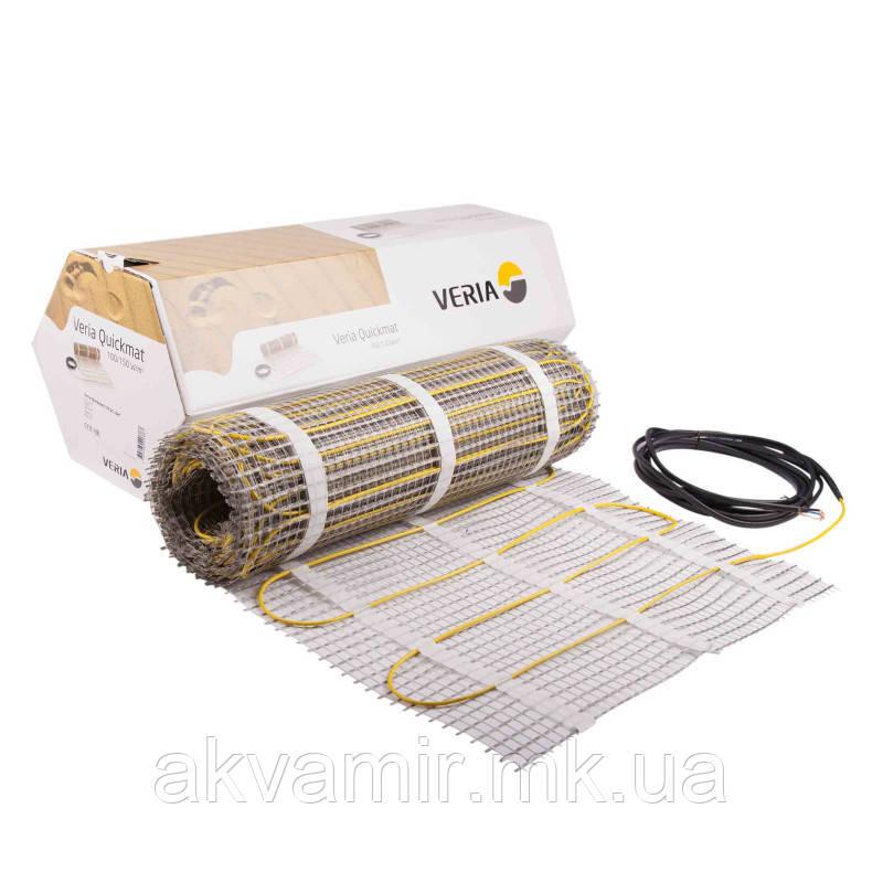Мат нагревательный Veria Quickmat 150 300ВТ, 0,5*4м  2м2 теплый пол