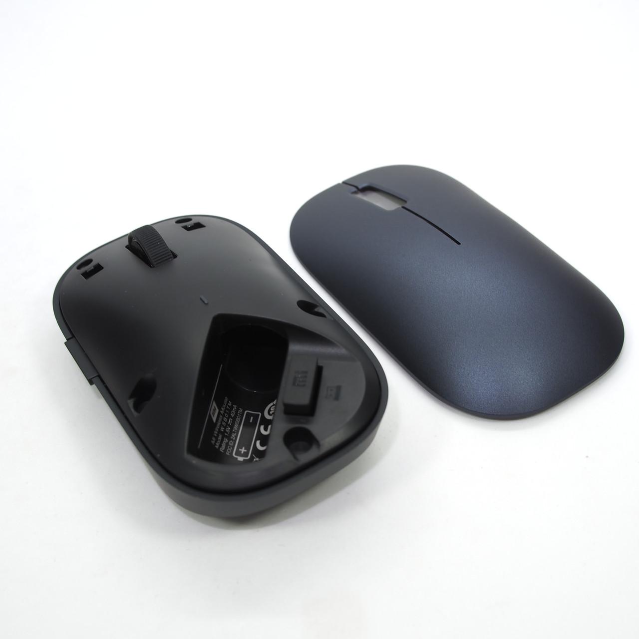 Компьютерные мыши и трекболы Xiaomi Mi Wireless Mouse black Беспроводное USB 2.0 Поликарбонат Стекло Windows