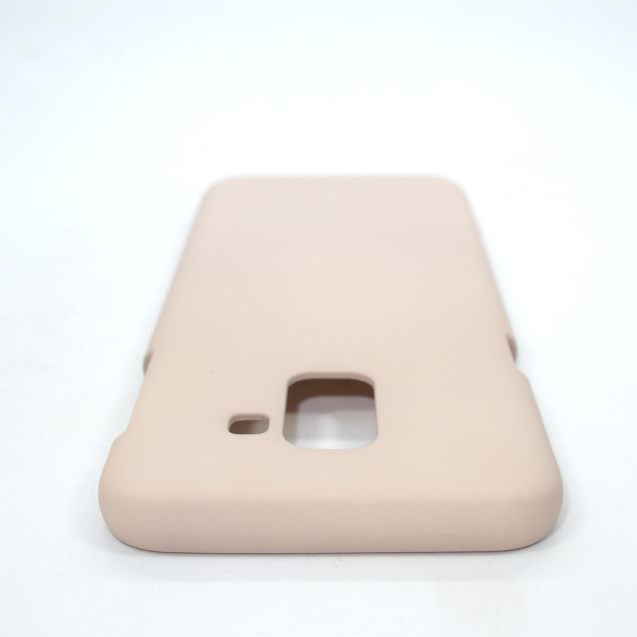 Чехол Goosprey SF Jelly Mercury Samsung Galaxy J6 J600 pink sand (J600) 2018 Для телефона