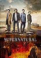 Картина GeekLand Supernatural Сверхъестественное постер 40х60 SP 09.004