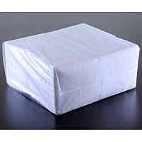 Салфетка барная белая  (уп-3000 шт)