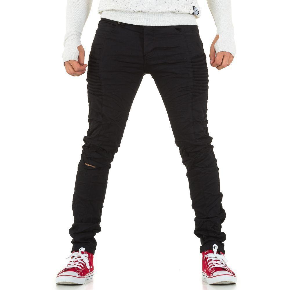 Мужские джинсы от Jeansnet, размер 31 - black - KL-H-JN-8825-black 31