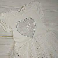 Платье нарядное пышное для девочки 92 110