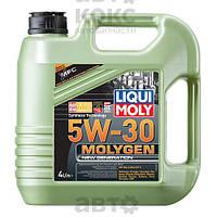Моторное масло синтетическое LIQUI MOLY Molygen 5W30 4L