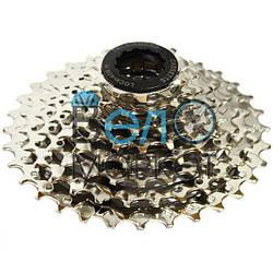 Кассета Tri-Diamond  8 скоростей, расчет 11-32