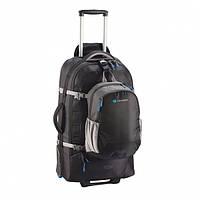 Сумка-рюкзак на колесах Caribee Fast Track 85 VI Black (комплект)