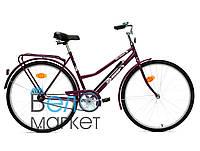 Велосипед AIST 28-240 женский дорожный городской Фиолетовый
