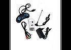 """Портативный DVD проигрыватель Eplutus EP-1606 DVD плеер с тюнером Т2 16"""" автомобильный телевизор, фото 2"""