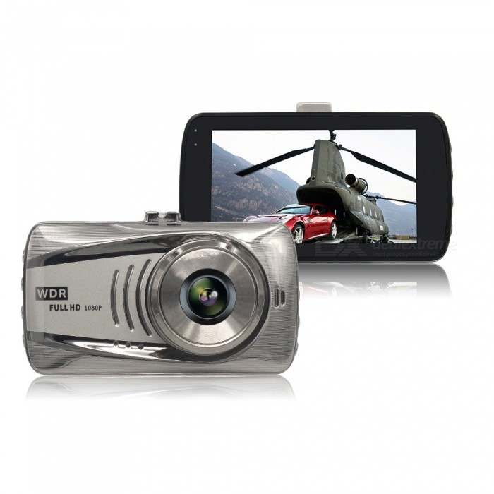 Видеорегистратор Blackbox DVR T660 Full HD 1080P с качественным 3-х дюймовым ЖК-экраном