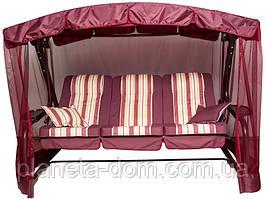 Садовые диван-качели Палермо-премиум с832