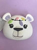 Кошелёк детский силиконовый «Панда» фирмы Claire's