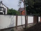 Ковпак і парапет на паркан, фото 5
