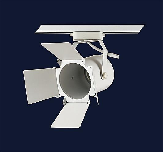 Трековый прожектор в стиле Лофт Levistella 901504 WH