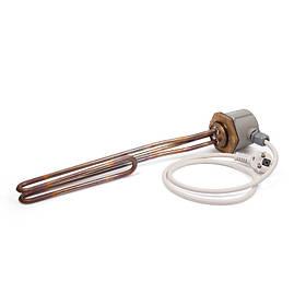 """ТЭН Tesy 3 кВт с кабелем, 1"""" 1/2"""