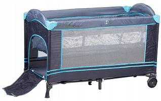 Детская кровать-манеж Ecotoys 607