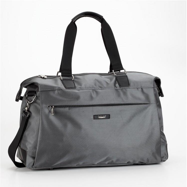 fa682fe31ced Спортивно дорожная сумка Dolly 790 большая с плечевым ремнем и карманами 50* 31*20 см три цвета