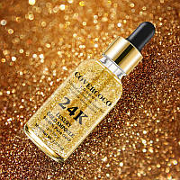 Сыворотка восстанавливающая с золотом COVERCOCO LONDON основа под макияж, стойкость макияжа до 12 часов