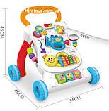 Ходунки-каталка для детей 406, фото 2
