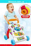 Ходунки-каталка для детей 406, фото 3