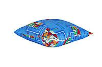 Маленькая антиаллергенная подушка для сна 45х45 (поликоттон/холлофайбер) тм УЮТ