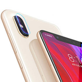 Защитное стекло на камеру для Xiaomi Mi 8