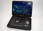 Портативный телевизор DVD-LS104T Портативный DVD с тюнером Т2 (11 дюймов) в машину , фото 4