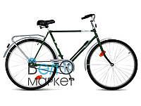 Велосипед АИСТ 111-353 / AIST City classic / Паянная рама / Мужской ,дорожный, городской (Тонкая рама)
