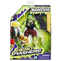 Разборная фигурка конструктор Bone Thrasher Monsters Hero Mashers Hasbro B7214
