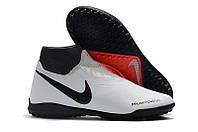 Сороконожки Nike Phantom Vision Elite DF TF white/red, фото 1
