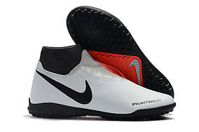 Сороконожки Nike Phantom Vision Elite DF TF white/red