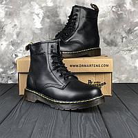 Мужские ботинки на весну Dr. Martens. Кожа 40 384414a0f5715