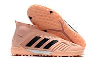 Сороконожки adidas Adidas Predator Tango 18+ TF light pink, фото 1