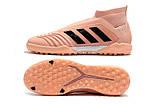 Сороконожки adidas Adidas Predator Tango 18+ TF light pink, фото 4