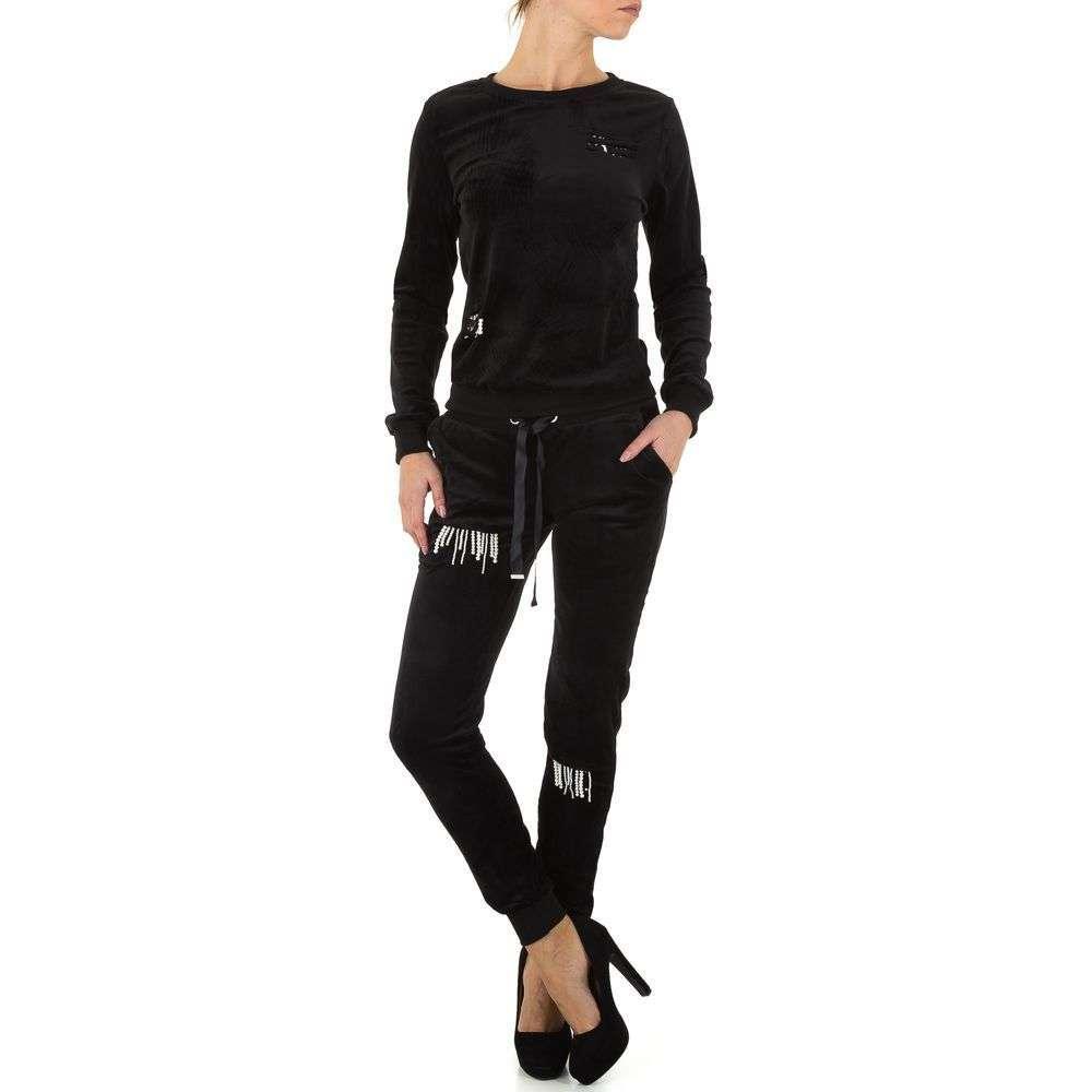 Женский костюм Emmash Paris - черный - KL-WJ-7962-black
