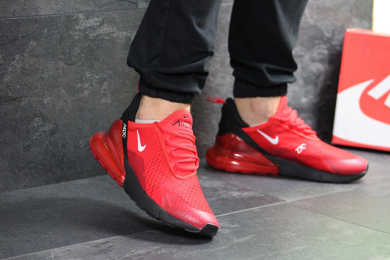 Мужские кроссовки Nike Air Max 270 (красные)