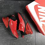 Мужские кроссовки Nike Air Max 270 (красные), фото 6