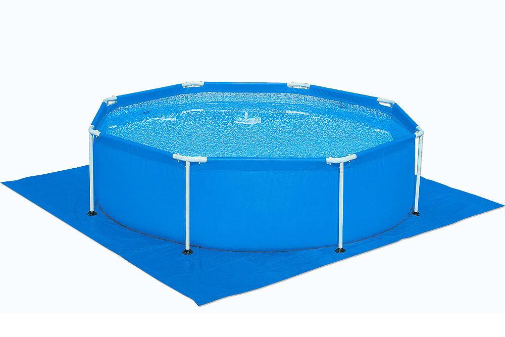 Подстилка под бассейн 335*335 см