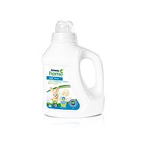Жидкое концентрированное средство для стирки детского белья со смягчающим эффектом