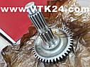 Вал вторичный МТЗ | 50-1701252 (пр-во Беларусь), фото 4