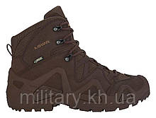 "Ботинки ""Lowa Zephyr GTX® MID TF"" Dark Brown"