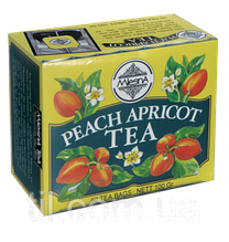 Черный чай Персик - Абрикос 100г (50*2г)